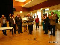 Neuville-aux-Bois, trophée d'argent